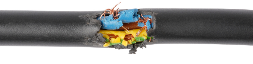 beschadigde-kabel