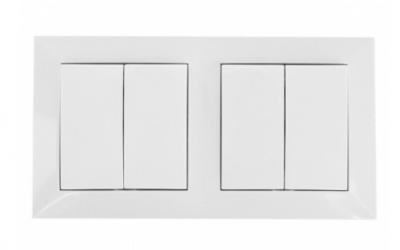 Kruisschakelaar of combinatie schakelaar aansluiten?